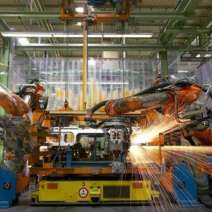 Die Roboterdichte in den Industrieländern nimmte Jahr für Jahr zu. Deutschland liegt dabei auf Rang 3.