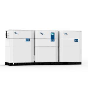 Aufgrund ihrer Kompaktheit und dem modularen Zusammenbau der Gesamtanlage können die Module der ULT Dry-Tec leicht transportiert bzw. in entsprechende Fertigungsräumlichkeiten eingebracht werden.