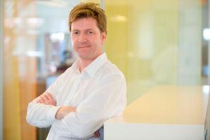 Johannes Pauen ist Managing Director bei kleiner und bold.