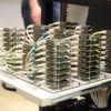 Masterstudenten bauen 280-Kern-Rechner aus 70 Raspberry Pis