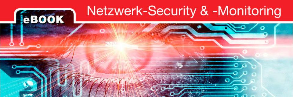Ein fortlaufendes Monitoring hilft, die Netzwerksicherheit ebenso fortwährend anzupassen und zu optimieren.