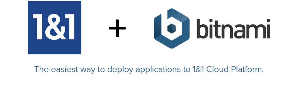 Bitnami paketiert Anwendungen samt aller nötigen Bibliotheken, Runtimes und Datenbanken zu Stacks – und das jetzt auch für 1&1.