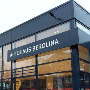 Hohe Seat-Auszeichnung für Autohaus Berolina
