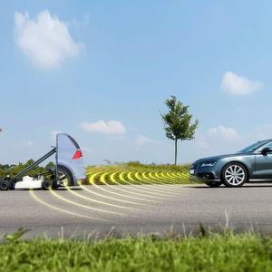 In den neuen Räumlichkeiten in der TechBase werden Fahrerassistenzsysteme weiterentwickelt sowie deren Einsatzgebiete ausgeweitet.