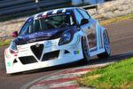 Das Team Romeo Ferraris entwickelte für die Tourenwagenserie TCR eine Alfa Romeo Giulietta.