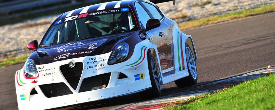 ThyssenKrupp Bilstein erarbeitete zusammen mit dem italienischen Partner NTP ein Fahrwerk für die Alfa Romeo Giulietta der neuen TCR-Serie.