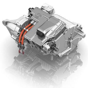 Leicht, leise, leistungsstark: Das vollintegrierte elektrische Achsantriebssystem von ZF wird 2018 in Serie gehen.