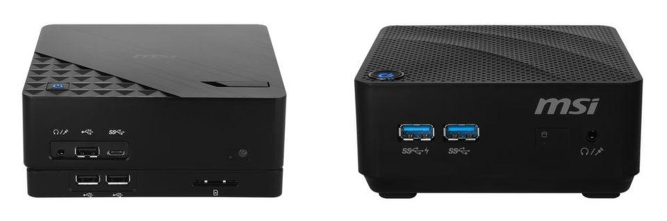 MSI erweitert die Modellpalette seiner Cubi-Mini-PCs um zwei weitere Modelle: Die Top-Variante Cubi 2 Plus mit Skylake-S-Prozessor und die lüfterlosen Einstiegsgeräte der Cubi-N-Serie mit Braswell-CPU.