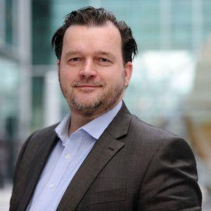"""Andree Blaukat, Leiter der Translationalen Innovationsplattform Onkologie bei Merck: """"Durch unsere Zusammenarbeit erhalten wir Zugang zu hochmodernen Technologien und Know-how, die unsere eigenen Forschungsaktivitäten komplementieren""""."""
