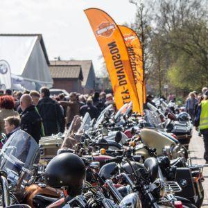 Harley-Davidson: Jetzt geht's los