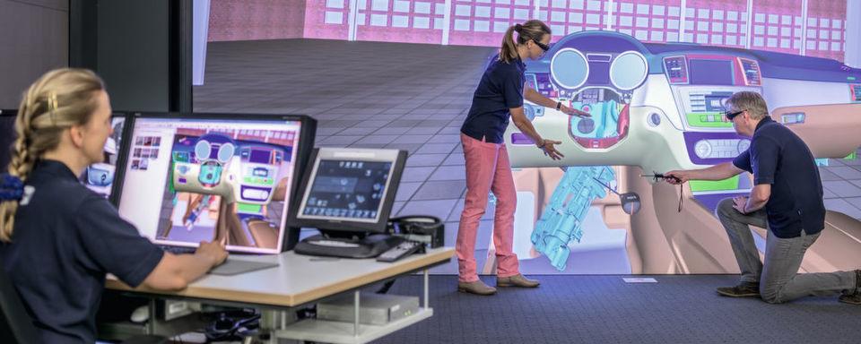 Der Markt für Augmented und Virtual Reality wächst schnell. Mögliche Produktivitätszuwächse, optimierte Kosten und mehr Flexibilität machen die Technik auch für weitere Partner in der Fahrzeugindustrie interessant.