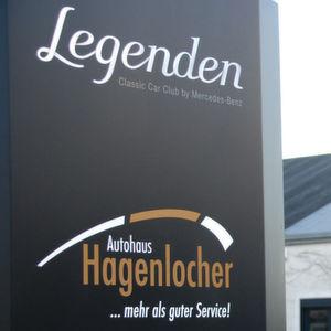 Oldtimergeschäft: Legenden auf Zeit