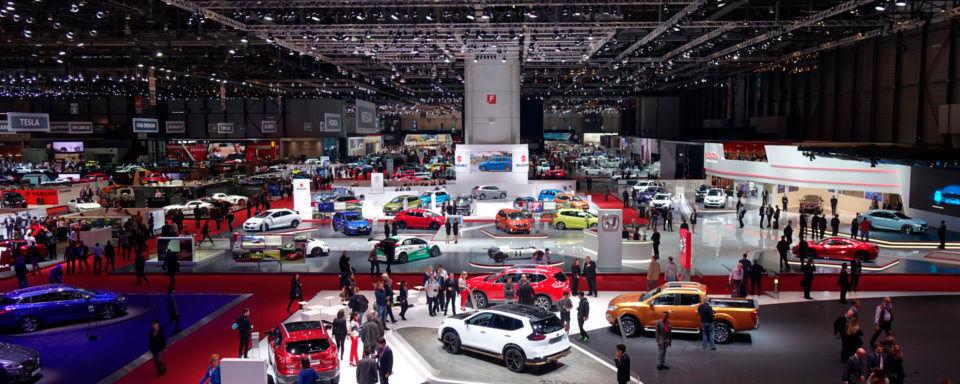 Alle Jahre wieder: Der kleine aber feine Genfer Salon zeigt vor allem aufsehenerregendes Auto-Design und viel Leistung.
