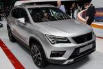 Der Seat Ateca feierte auf dem Genfer Autosalon seine Premiere.