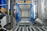 Die im Bereich automatischer Kleinteilelager bereits etablierte Riementechnik kann nun auch für Lastbereiche von bis zu 5 t verwendet werden.