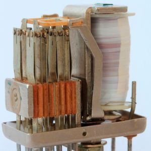 1835: Das elektromechanische Relais