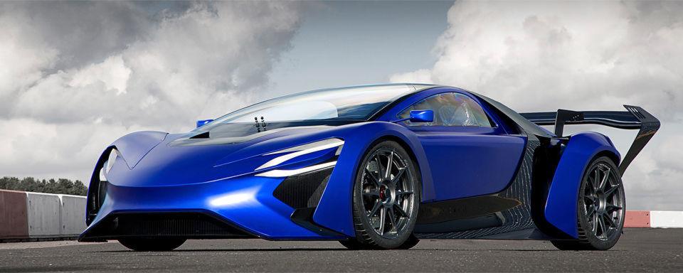 Das chinesische Unternehmen Techrules hat auf dem Genfer Salon zwei Supersportwagen präsentiert. Die E-Autos setzen auf ein patentiertes Turbinen-Lade-System.