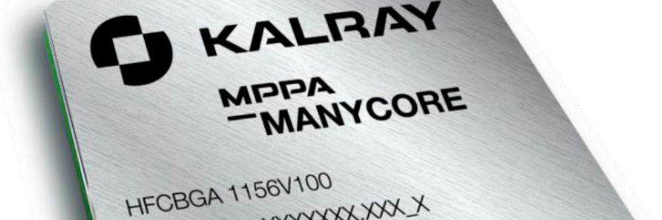 Der Kalray-Prozessor enthält insgesamt 288 Prozessorkerne.