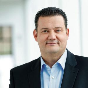 Stefan Henke, Managing Director DACH bei Veritas