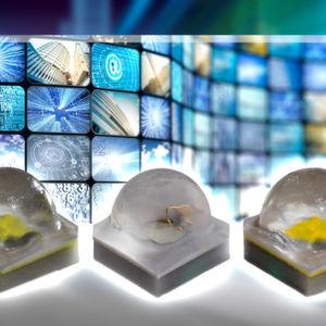XQ-LED-Familie: in Farbtemperaturen von 2700 K bis 6500 K mit einem Farbwiedergabeindex von 70, 80 und 90.