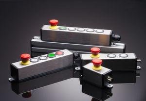 Das Edelstahlprofilgehäuse von Schlegel verbindet Design mit Funktionalität und Flexibiltät.