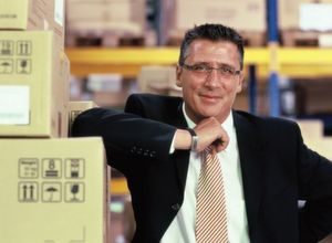 Frank Eismann ist Geschäftsführer der größten Triumph-Adler-Tochter TA Corporate Consulting.