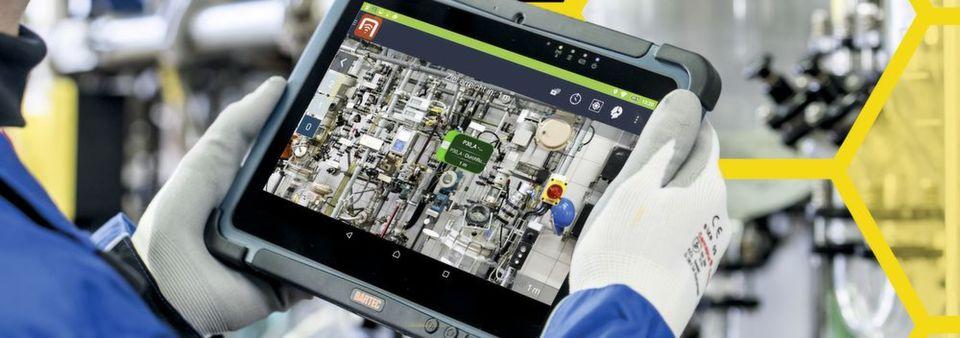 Industrie-Tablet-PCs wie der Agile X von Bartec müssen vor Ex-Zonen schon längst keinen Halt mehr machen. Dank seiner zahlreichen Funktionen ist er ein perfekter Begleiter für Wartungstechniker, Bedienpersonal, Ingenieure und Projektmanager.
