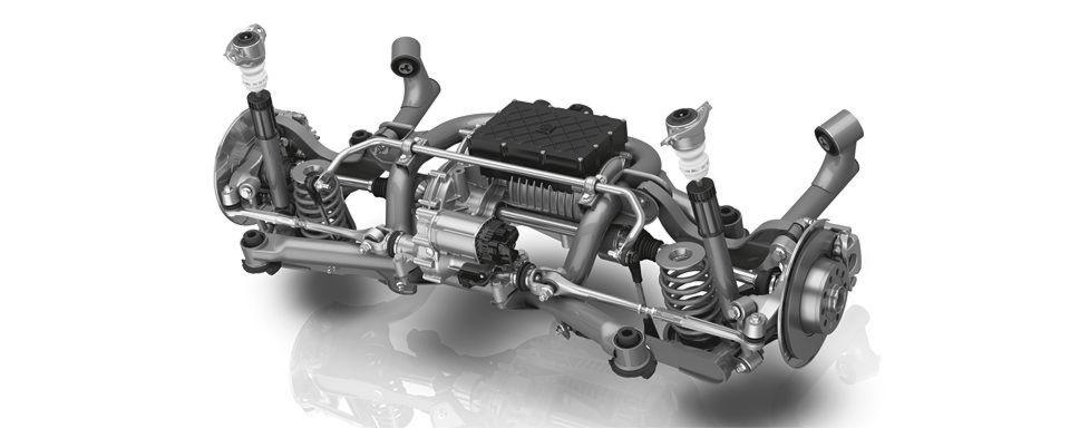 Der Zulieferer ZF hat ein modulares, elektrisches Antriebssystem entwickelt. Es soll im Jahr 2018 bei einem europäischen Automobilhersteller in Serie gehen.