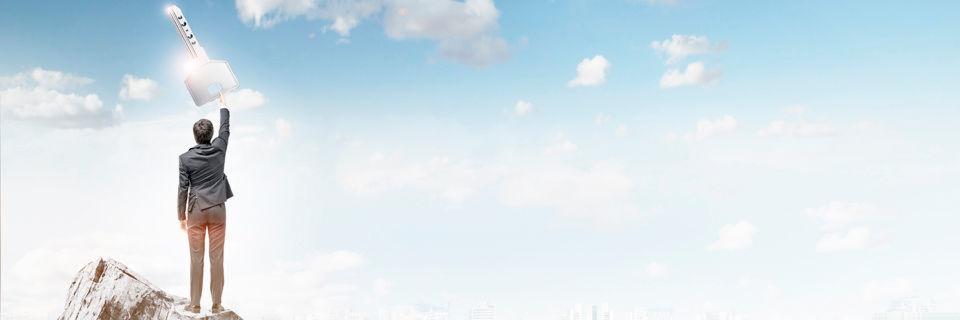 Mit Pure Enterprise Cloud will QSC Mittelständlern die Tür zu Cloud und IoT öffnen.