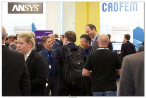 Die Simulationskonferenz wird von Cadfem und Ansys veranstaltet. Konferenzteilnehmer erfahren alles über den aktuellen Stand der Simulationstechnologie und die Ansys Produktfamilie.