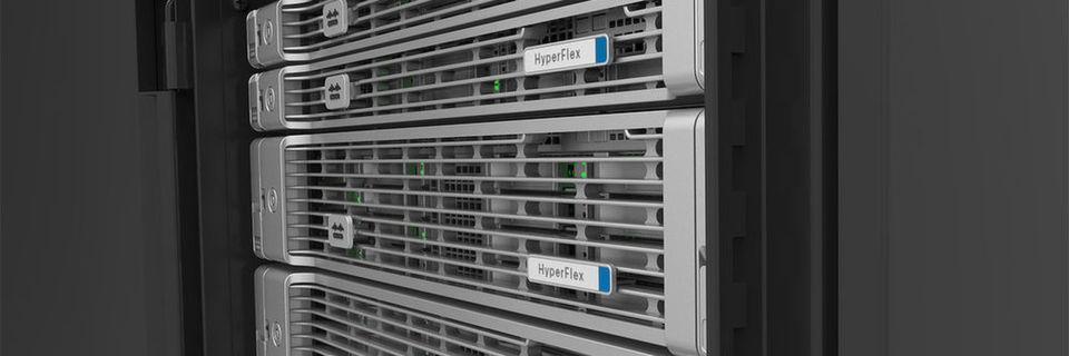 Cisco Hyperflex ist das System für Hyperkonvergenz.