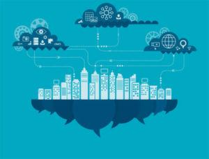 """Cisco-Grafik für die """"Digital Network Architecture"""""""