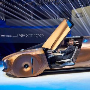 BMW-Jubiläum: Auf die nächsten 100 Jahre