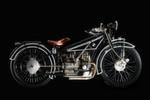 BMW R32: Das erste Motorrad mit Boxermotor und Kardanantrieb war ab 1923 auf den Markt.