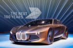 Die von den Exterieur-Designern Seungmo Lim und Joji Nagashima mit relativ wenigen Strichen elegant und muskulös gezeichnete Form deutet an, in welche Richtung sich das BMW-Design in Zukunft entwickeln wird.