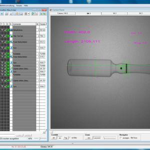 Bildverarbeitungssoftware Eye Vision