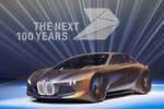 BMW feiert seinen einhundertsten Geburtstag und schenkt sich selbst eine spektakuläre Studie.