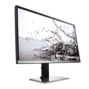 Mit dem 4K-Monitor U3277PQU und dem Quad-HD-Display Q2577PWQ bringt AOC zwei Monitore mit schlankem Rahmen und hoher Auflösung.