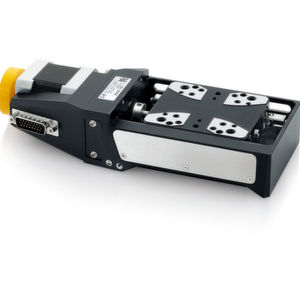 Das Bild zeigt den kompakten Präzisionslineartisch der Serie L-509 für Lasten bis 100 N.