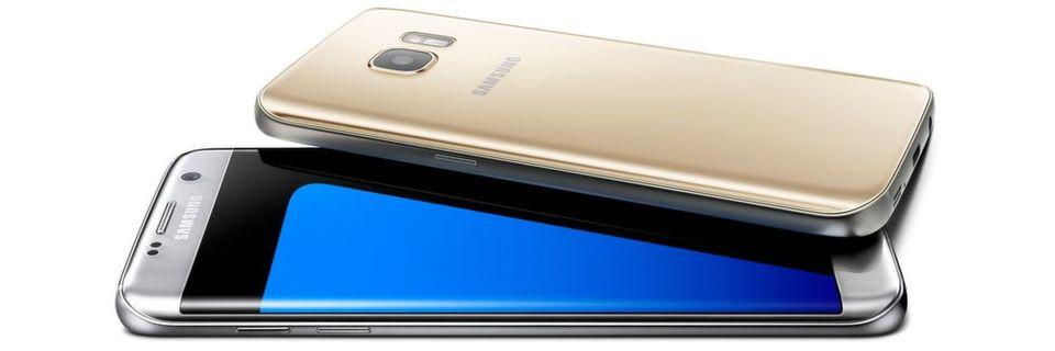 Im Zusammenspiel mit dem Galaxy S7 und Galaxy S7 edge führt Samsung ein Programm ein, dass es Firmen erleichtern soll, in Smartphones zu investieren.