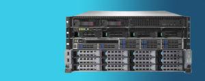 """HPE erweitert seine """"Cloudline""""-Produktlinie um das System """"CL5200"""", ein über mehrere Knoten verteilter Speicher-Server."""