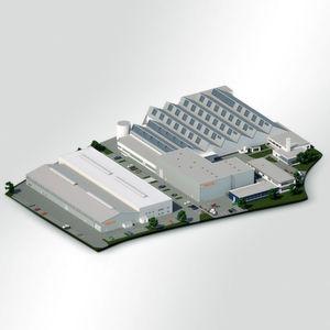 Der Anbieter von Hochtemperatur-Dämmsystemen baut am Standort Ludwigshafen eine neue Produktionshalle.