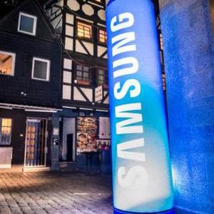Eine rundum gelungene Veranstaltung: der Samsung Storage Distri-Kick-Off.