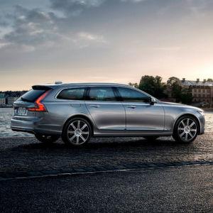 Volvo V90: Schwedisches Heimspiel