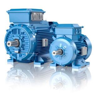 Über ein Sensortag am Motor können Betriebsparameter des Motors an einen Server übertragen werden, der die Daten analysiert und an ein Kundenportal oder mobile Device sendet.