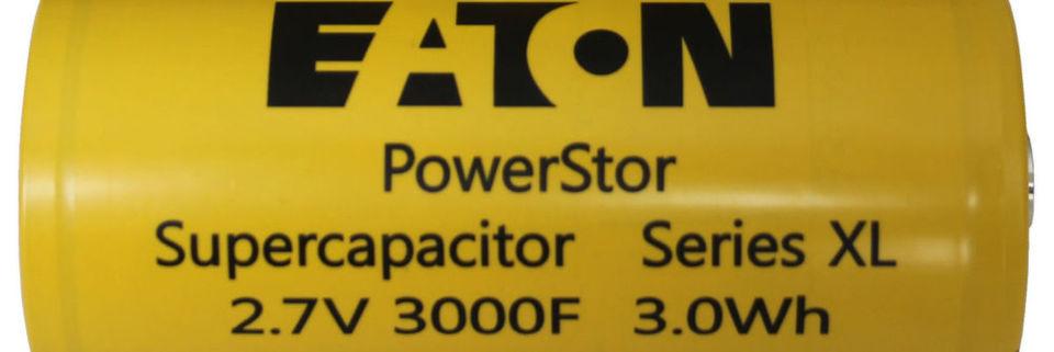 Superkondensatoren können herkömmliche Batterien als Energiespeicher für USV-Systeme sinnvoll ergänzen oder sogar ablösen.