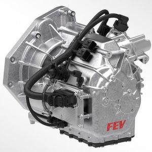 Mit Serienkomponenten hat FEV ein Doppelkupplungsgetriebe für Kleinwagen entwickelt.