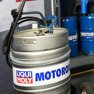 Liqui Moly erhöht den Umsatz erneut