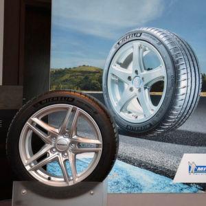 Michelin erwartet 2016 positives Sommerreifengeschäft