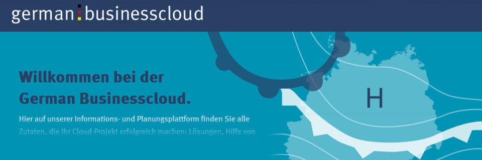 Die German Businesscloud ist auch auf der diesjährigen CeBIT vertreten.